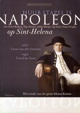 Napoleon op Sint Helena